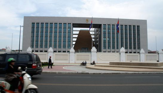 The Office of the Council of Ministers, reported too much overspent. Mai Virak